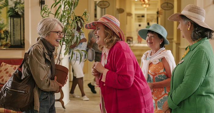"Diane Keaton and Celia Weston in STX Films' ""Poms."