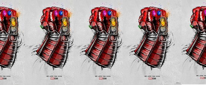 Thanos Fists