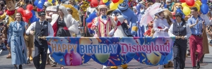 Happy Birthday Disneyland