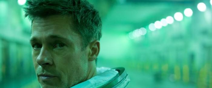 Brad Pitt in Ad Astra