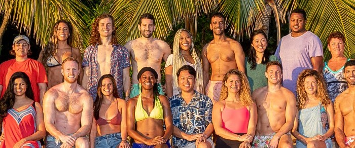 Survivor Cast Fall 2019