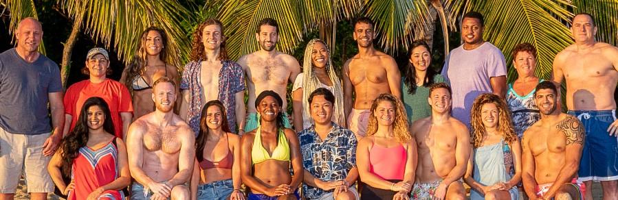 Survivor Cast Fall 2019