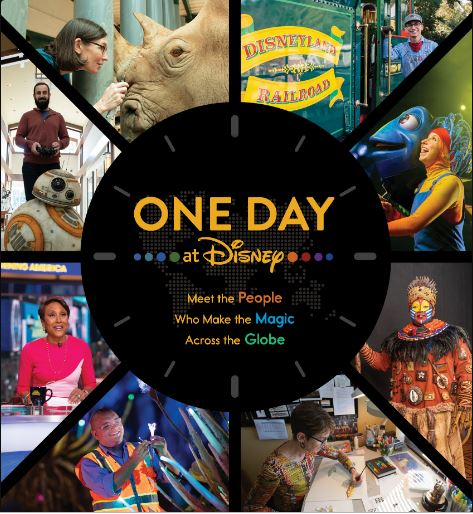 "Meet the people who make the magic across the globe in ""One Day at Disney"""