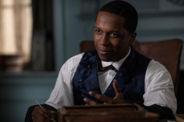Leslie Odom Jr. as William Still.