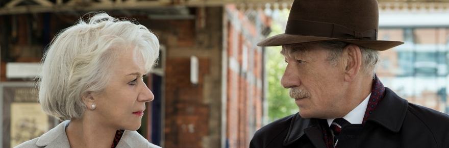 McKellen and Mirren Make the Most Out of 'The Good Liar'
