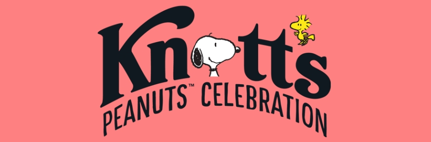Knotts Berry Farm Peanuts Celebration