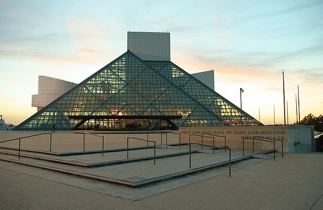 Rock and Rock Hall of Fame