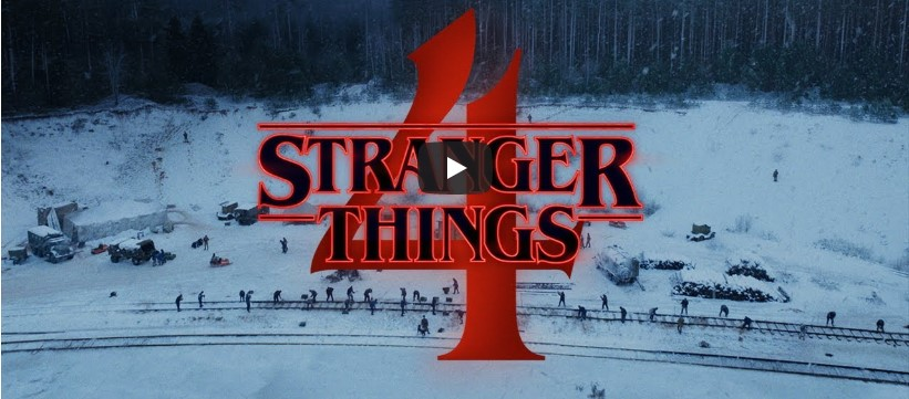 A Valentine's Day Card from 'Stranger Things'