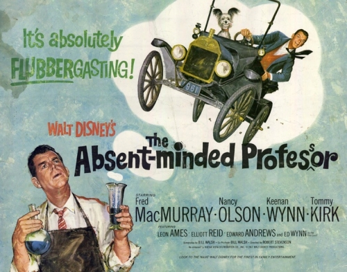 Absent Minded Professor
