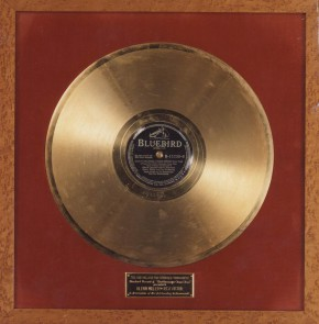 First Gold Record
