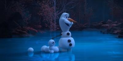 Spend Quarantine with Olaf