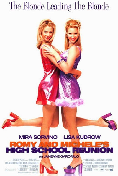Romy and Michele High School Reunion