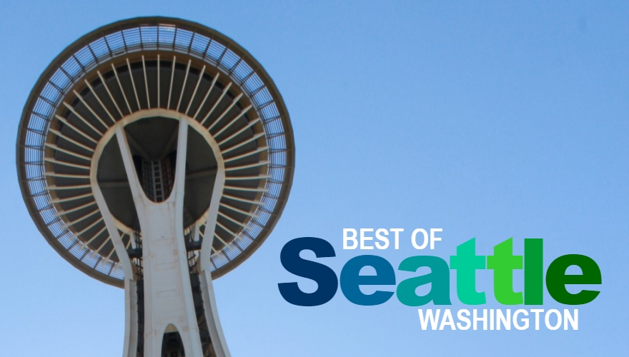 Best of Seattle Washington
