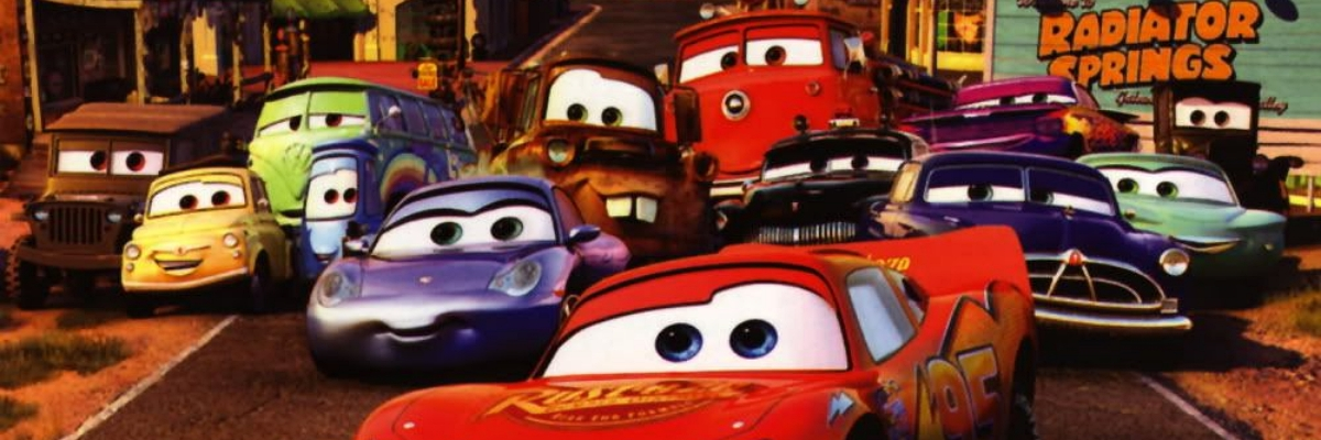 Disney Pixars Cars