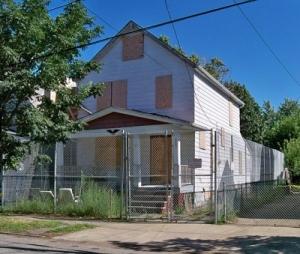 Ariel Castro's house