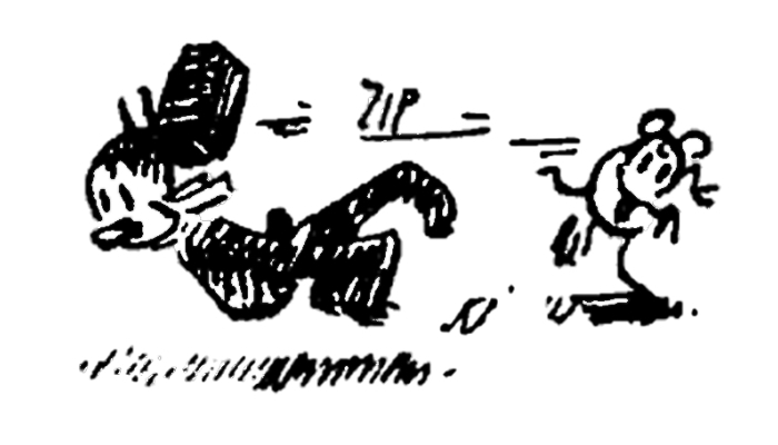 Krazy Kat comic characters