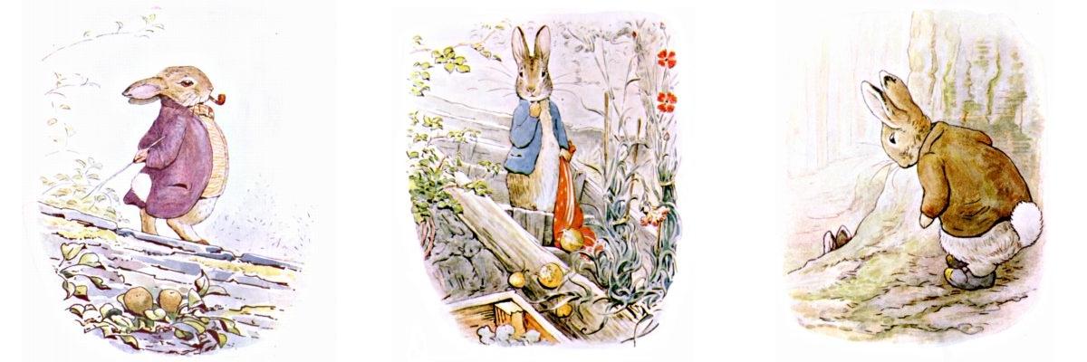 Beatrix Potter artwork