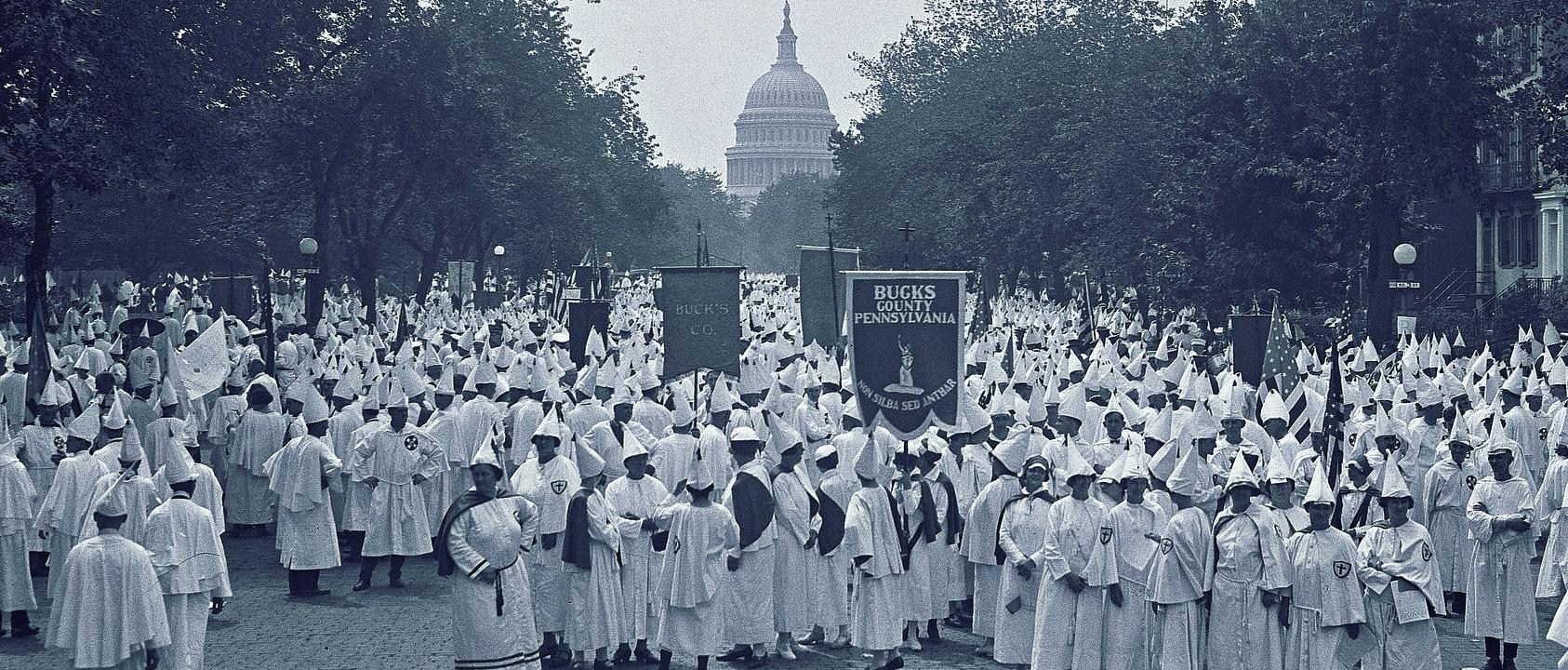 KKK March 8 1925