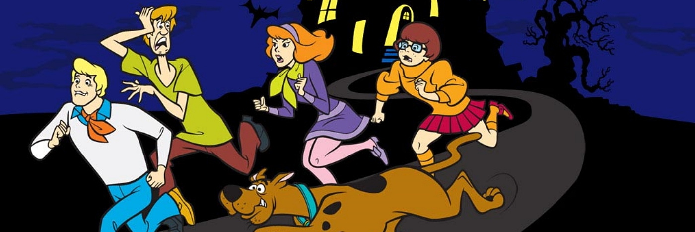 Scooby-Doo Where are You