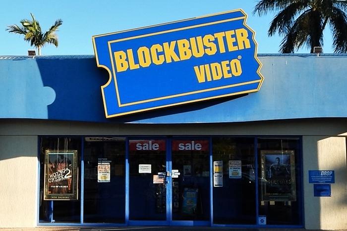 Blcokbuster Video