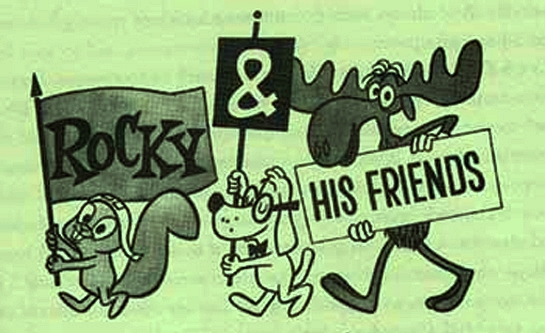 Rocky and Friends