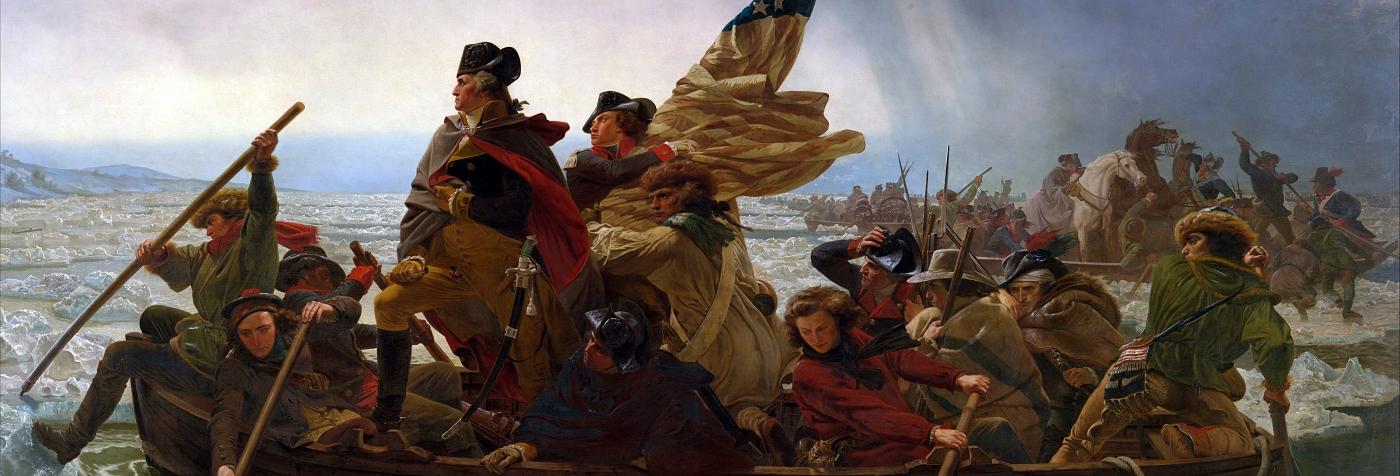 George Washington Delaware River