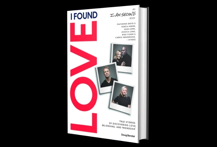I Found Love book