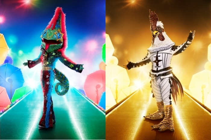 contestants for The Masked Singer season 5